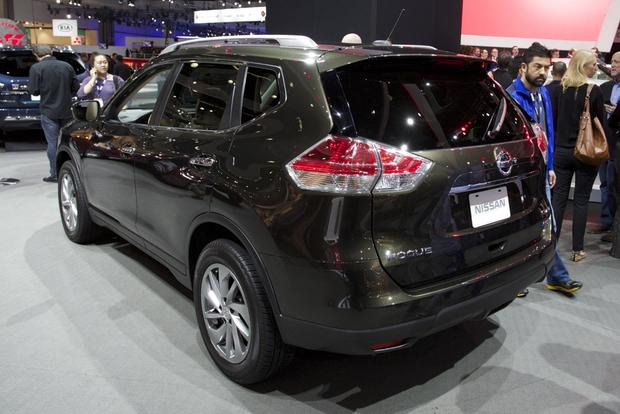 2014 Nissan Rogue: LA Auto Show featured image large thumb0