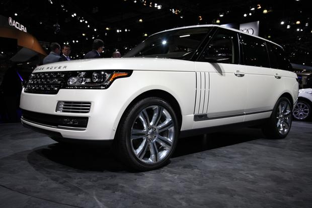2014 Land Rover Range Rover Long Wheelbase: LA Auto Show featured image large thumb0