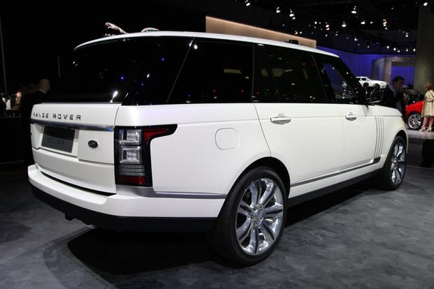2014 Land Rover Range Rover Long Wheelbase: LA Auto Show featured image large thumb2