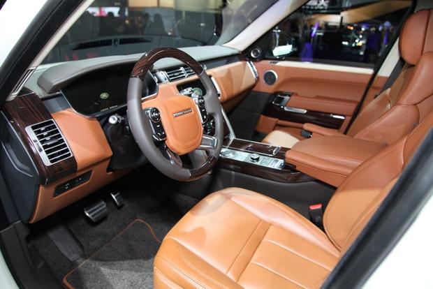 2014 Land Rover Range Rover Long Wheelbase: LA Auto Show featured image large thumb3