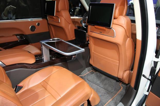 2014 Land Rover Range Rover Long Wheelbase: LA Auto Show featured image large thumb5