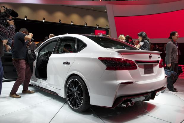 Nissan Sentra NISMO Concept: LA Auto Show featured image large thumb2