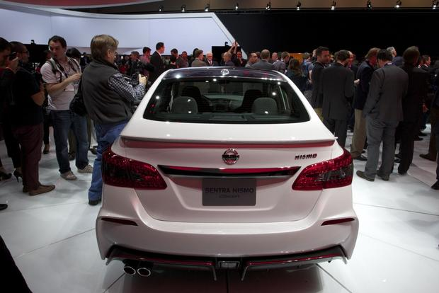 Nissan Sentra NISMO Concept: LA Auto Show featured image large thumb3