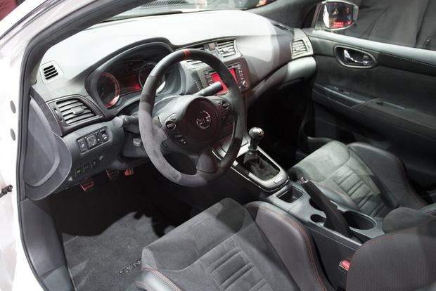 Nissan Sentra NISMO Concept: LA Auto Show featured image large thumb5