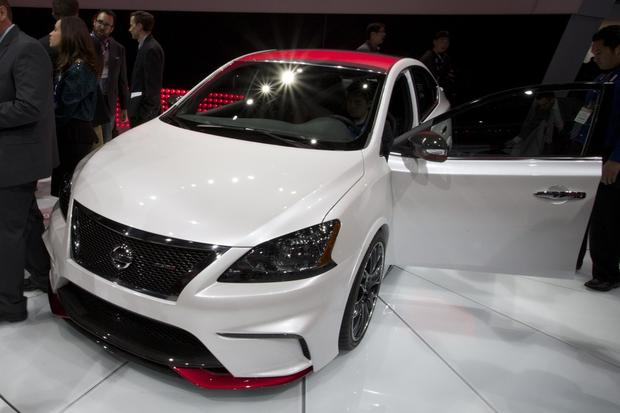 Nissan Sentra NISMO Concept: LA Auto Show featured image large thumb0