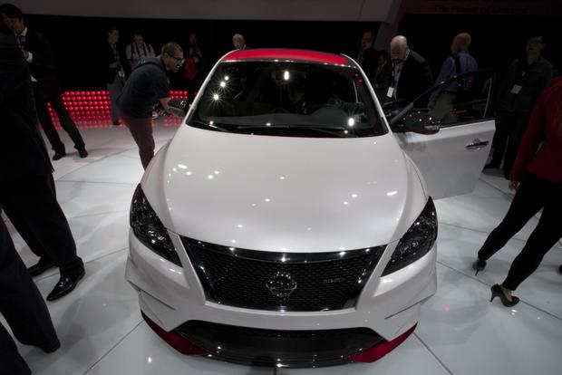 Nissan Sentra NISMO Concept: LA Auto Show featured image large thumb1