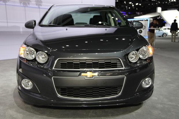 2015 Chevrolet Sonic Dusk Edition and RS Sedan: LA Auto Show featured image large thumb1