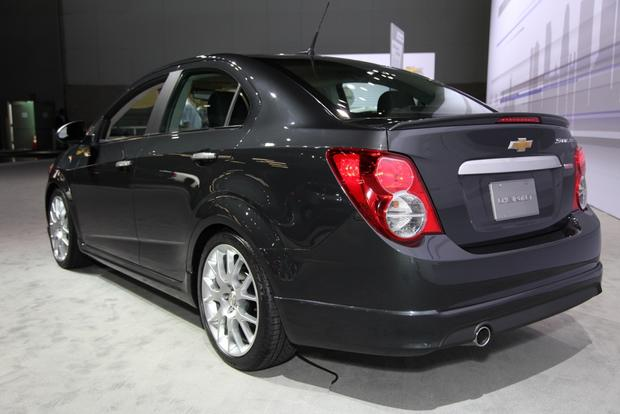 2015 Chevrolet Sonic Dusk Edition and RS Sedan: LA Auto Show featured image large thumb3