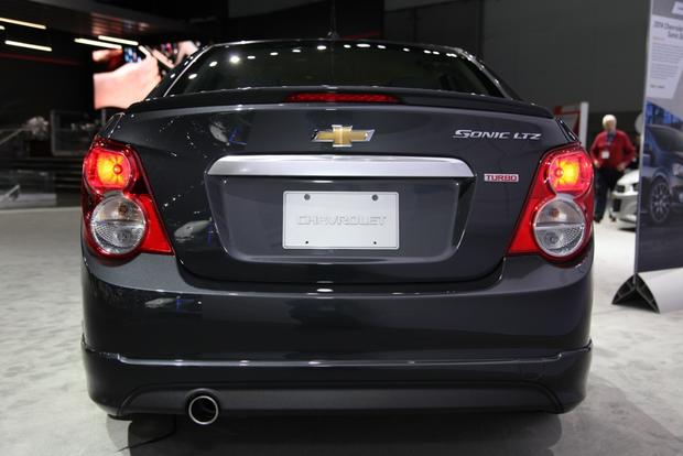 2015 Chevrolet Sonic Dusk Edition and RS Sedan: LA Auto Show featured image large thumb4