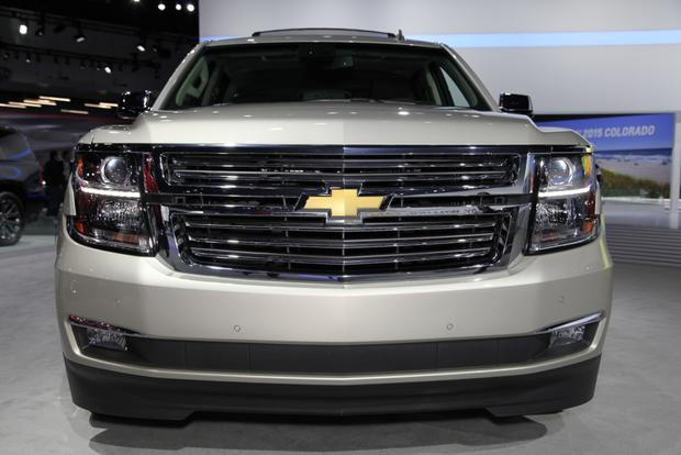 2015 Chevrolet Suburban and Tahoe: LA Auto Show featured image large thumb1