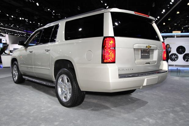 2015 Chevrolet Suburban and Tahoe: LA Auto Show featured image large thumb3