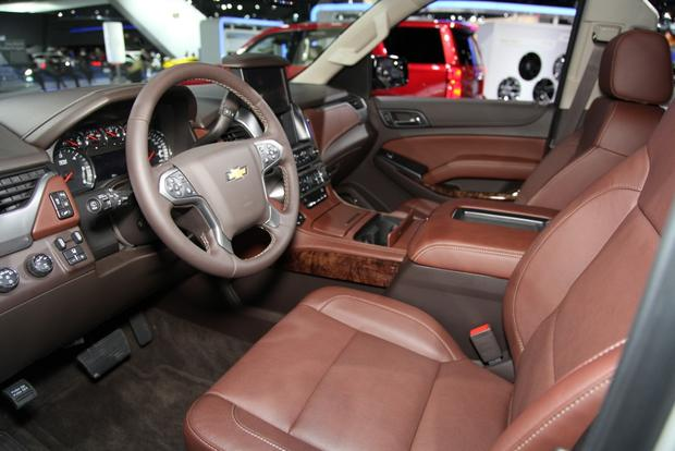 2015 Chevrolet Suburban and Tahoe: LA Auto Show featured image large thumb5