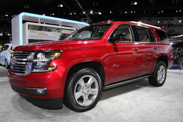 2015 Chevrolet Suburban and Tahoe: LA Auto Show featured image large thumb7