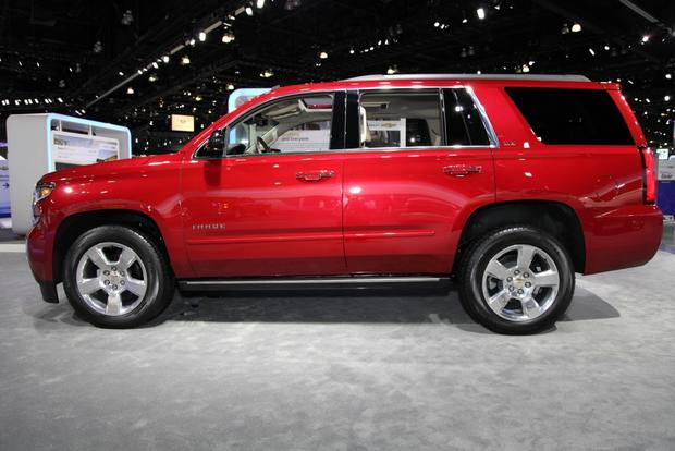 2015 Chevrolet Suburban and Tahoe: LA Auto Show featured image large thumb8
