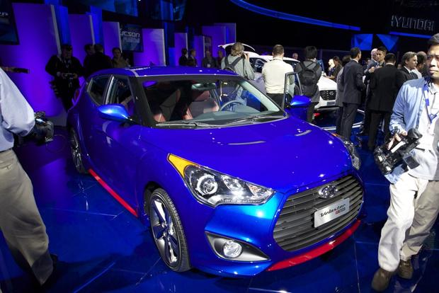 2014 Hyundai Veloster Turbo R-Spec: LA Auto Show featured image large thumb0