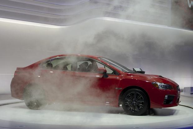 2015 Subaru WRX: LA Auto Show featured image large thumb1