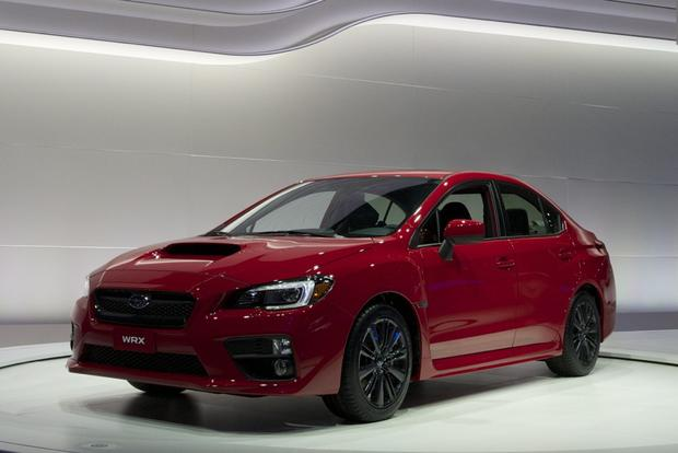 2015 Subaru WRX: LA Auto Show featured image large thumb2