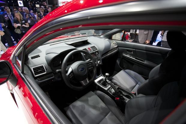 2015 Subaru WRX: LA Auto Show featured image large thumb4