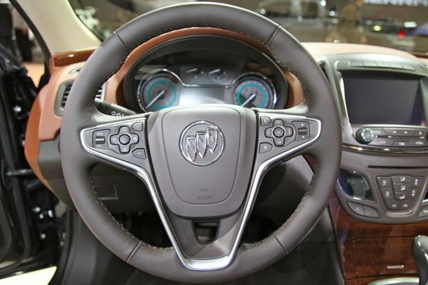 2014 Buick Regal: New York Auto Show featured image large thumb22