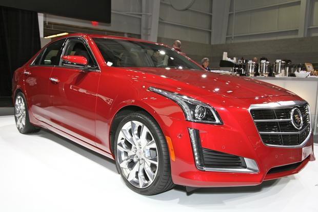 2014 Cadillac CTS: New York Auto Show featured image large thumb1