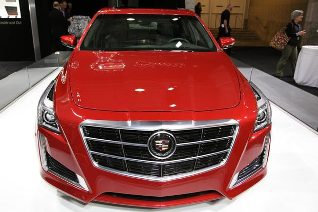 2014 Cadillac CTS: New York Auto Show featured image large thumb4