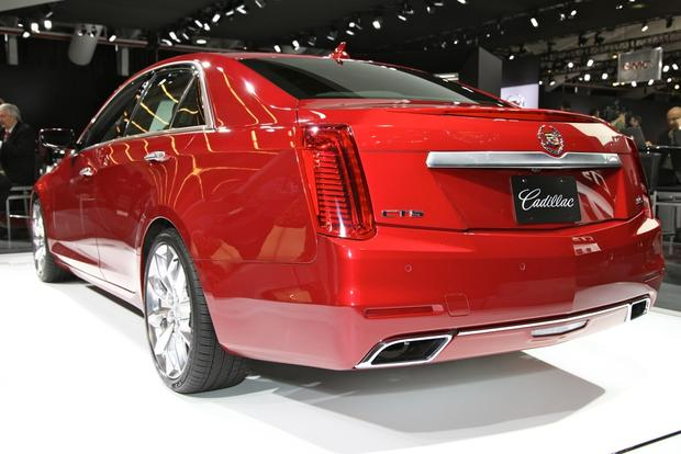 2014 Cadillac CTS: New York Auto Show featured image large thumb5