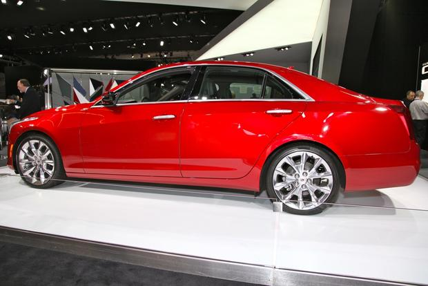 2014 Cadillac CTS: New York Auto Show featured image large thumb6