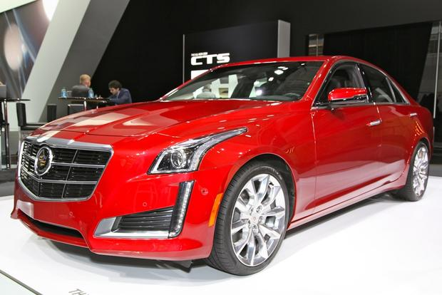 2014 Cadillac CTS: New York Auto Show featured image large thumb7