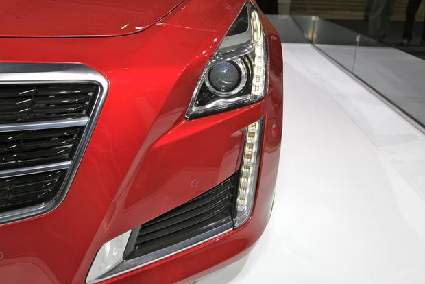 2014 Cadillac CTS: New York Auto Show featured image large thumb10