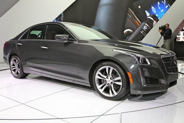 2014 Cadillac CTS: New York Auto Show featured image large thumb13