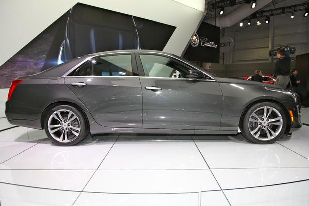 2014 Cadillac CTS: New York Auto Show featured image large thumb14