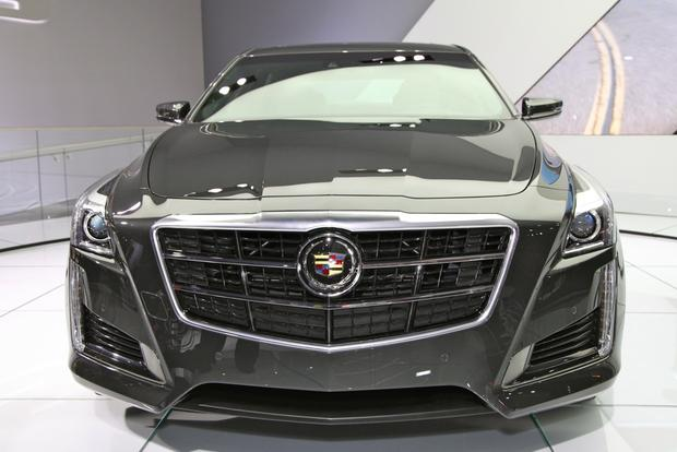 2014 Cadillac CTS: New York Auto Show featured image large thumb16