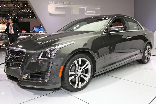 2014 Cadillac CTS: New York Auto Show featured image large thumb17