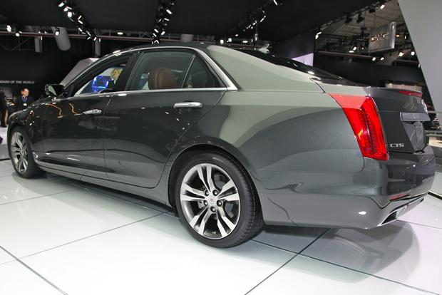 2014 Cadillac CTS: New York Auto Show featured image large thumb18