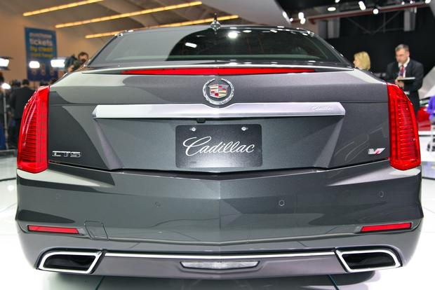2014 Cadillac CTS: New York Auto Show featured image large thumb20