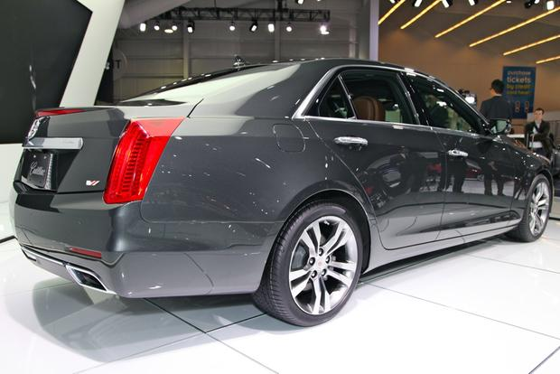 2014 Cadillac CTS: New York Auto Show featured image large thumb21