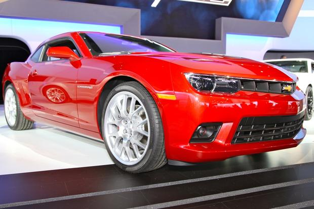 2014 Chevrolet Camaro: New York Auto Show featured image large thumb1