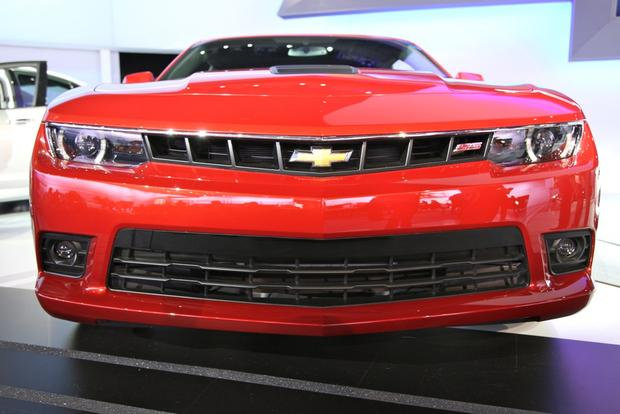 2014 Chevrolet Camaro: New York Auto Show featured image large thumb3