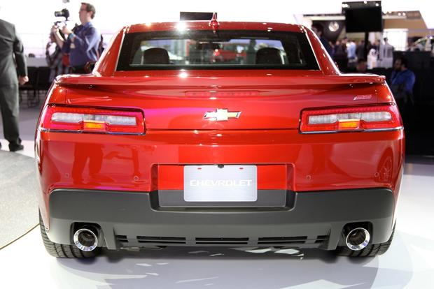 2014 Chevrolet Camaro: New York Auto Show featured image large thumb4