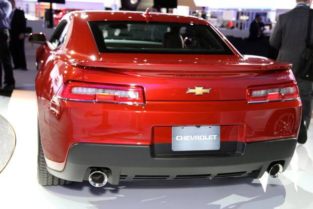 2014 Chevrolet Camaro: New York Auto Show featured image large thumb6