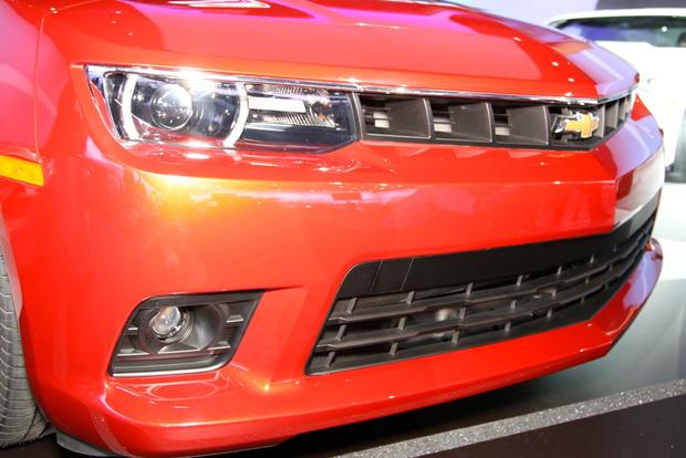 2014 Chevrolet Camaro: New York Auto Show featured image large thumb8