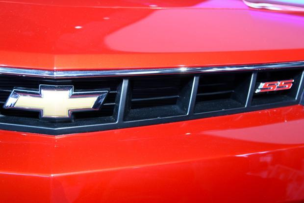 2014 Chevrolet Camaro: New York Auto Show featured image large thumb9