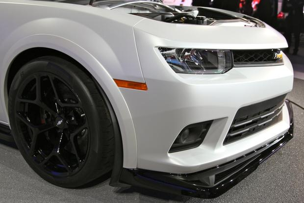 2014 Chevrolet Camaro: New York Auto Show featured image large thumb26