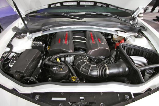 2014 Chevrolet Camaro: New York Auto Show