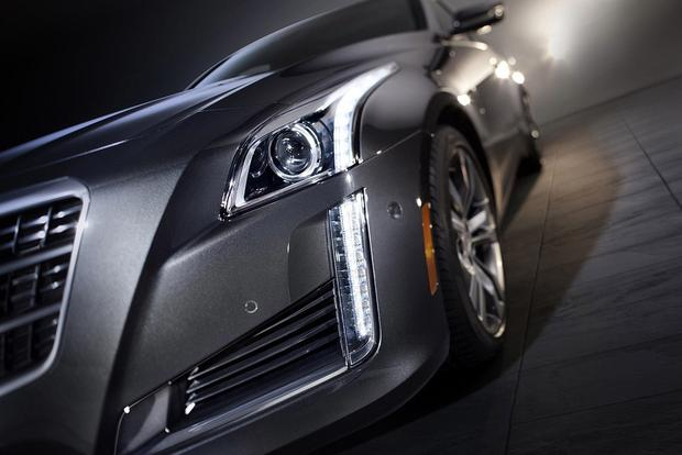 2014 Cadillac CTS: New York Auto Show Preview