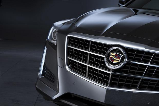 2014 Cadillac CTS: New York Auto Show Preview featured image large thumb1