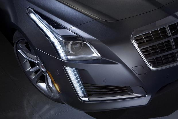 2014 Cadillac CTS: New York Auto Show Preview featured image large thumb2