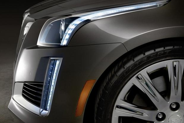 2014 Cadillac CTS: New York Auto Show Preview featured image large thumb4
