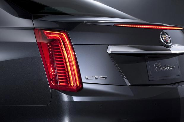 2014 Cadillac CTS: New York Auto Show Preview featured image large thumb5