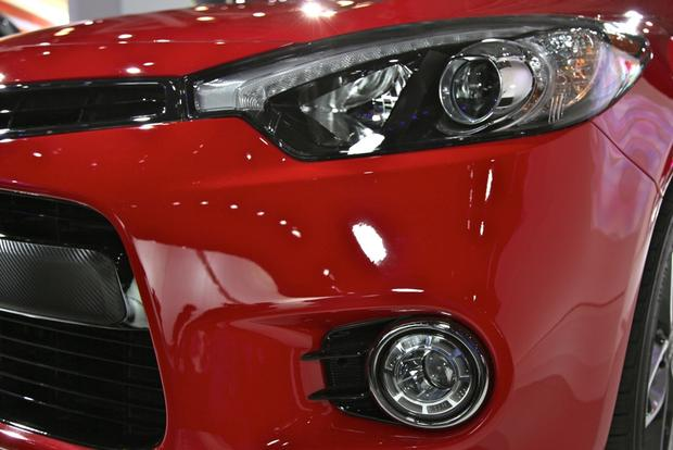 2014 Kia Forte Koup: New York Auto Show featured image large thumb7